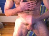 hairy body rubbin good time webcam