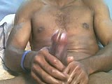 mike love proves size matters webcam