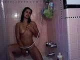 shower head show with alice apple webcam