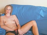 danielle down gets down webcam