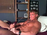 gavin waters holds on tight webcam